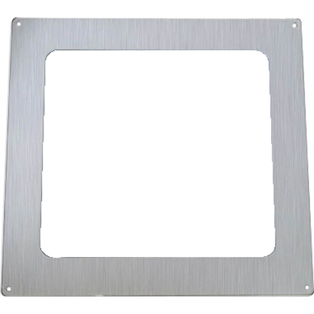 Universal Adapter Plate For Hand Dryers
