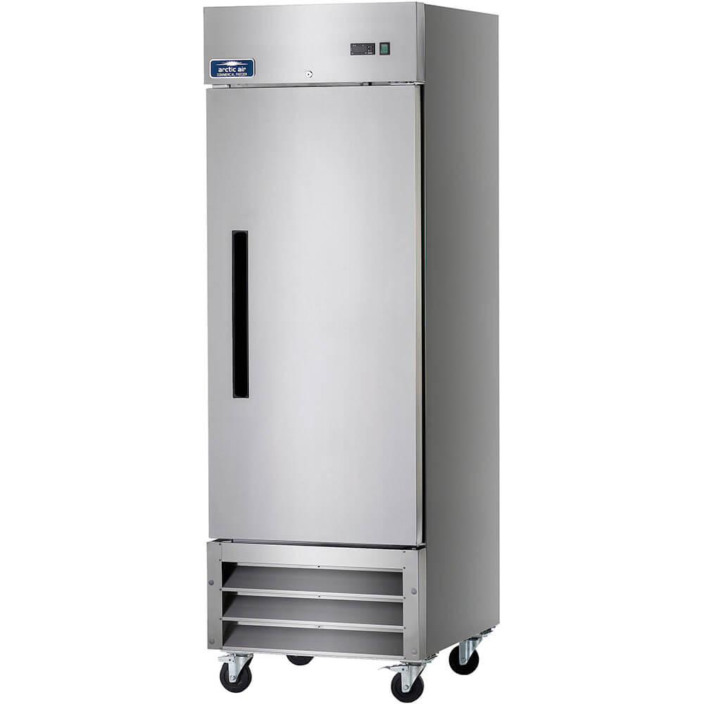 Stainless Steel, Reach-in Single Door Freezer