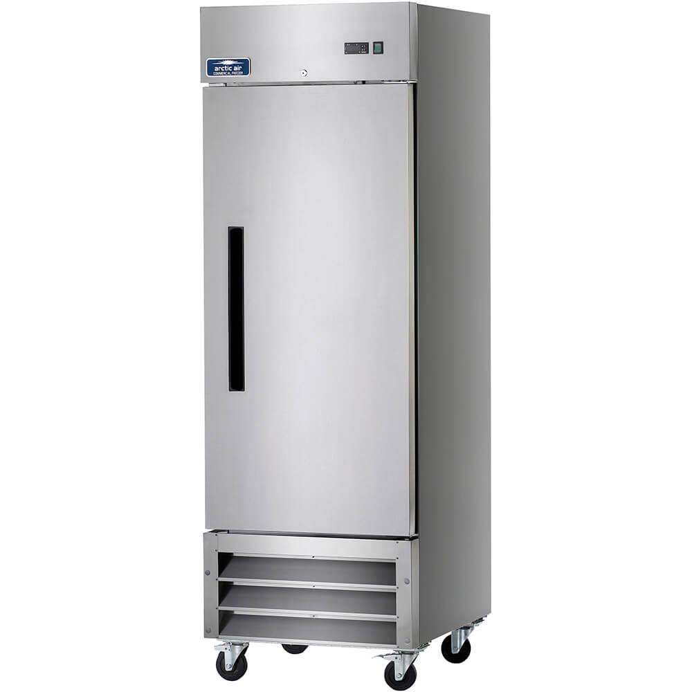 Stainless Steel, Reach-in Single Door Refrigerator