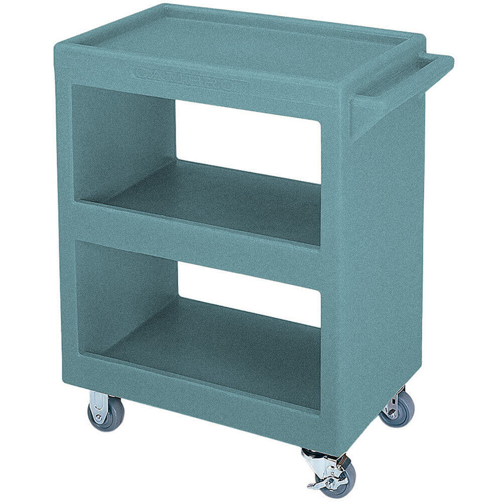 "Granite Green, 28"" x 16"" Service Cart, Open"