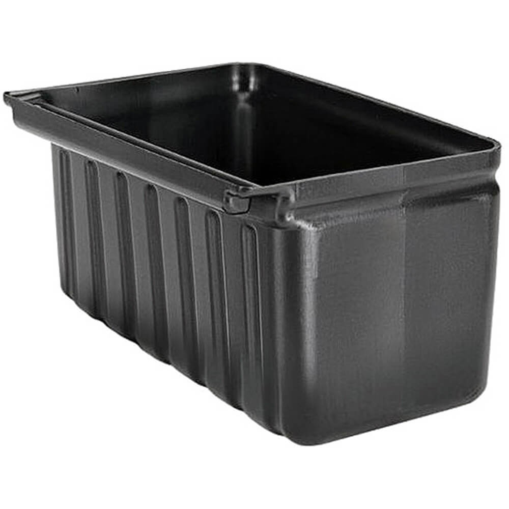 Black, 2.5 Gal. Silverware Holder