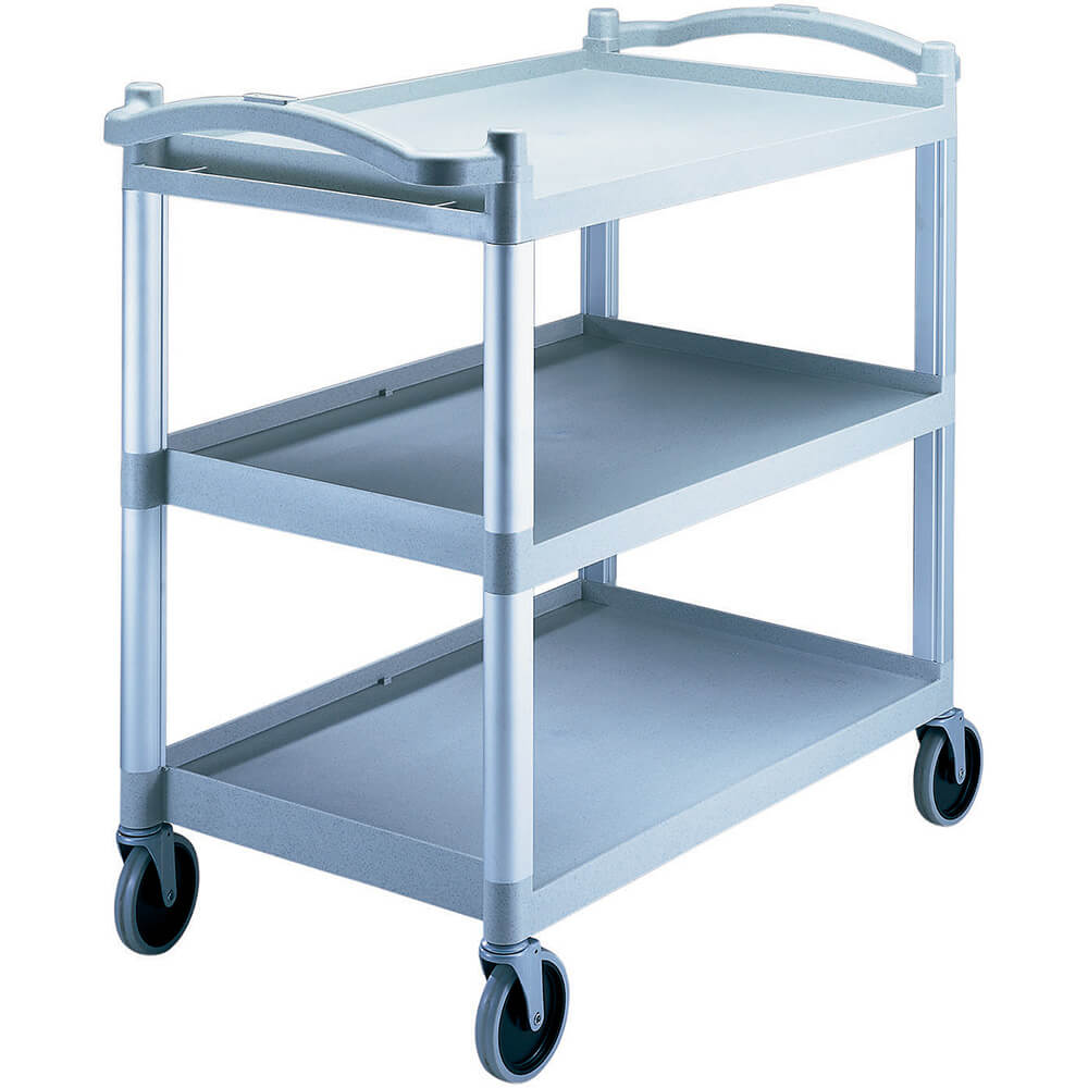 Speckled Gray, Heavy Duty Utility Cart, Knocked Down