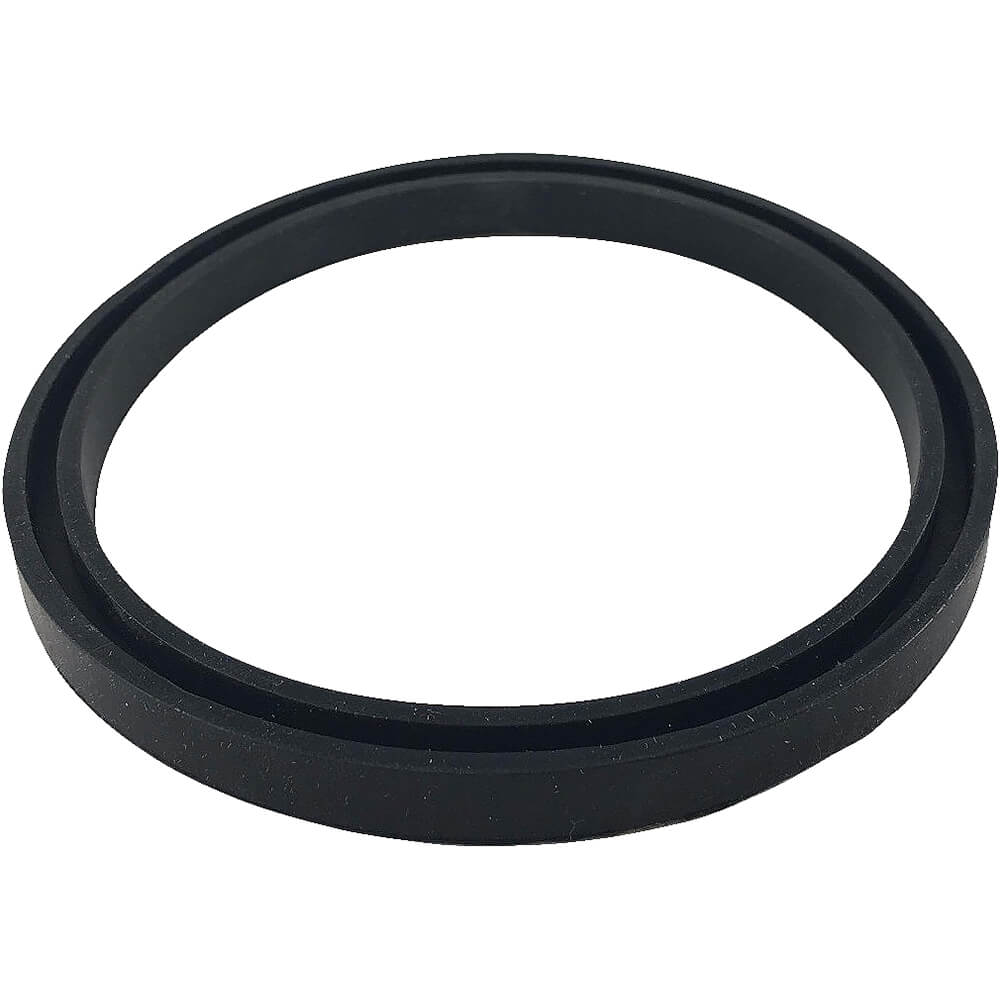 "4"" Diam x 49-3/8"" Replacement Glass Tube w/ Rubber Ring for Gardensun, Hiland, Dyna-Glo, Legacy Patio Heaters View 3"