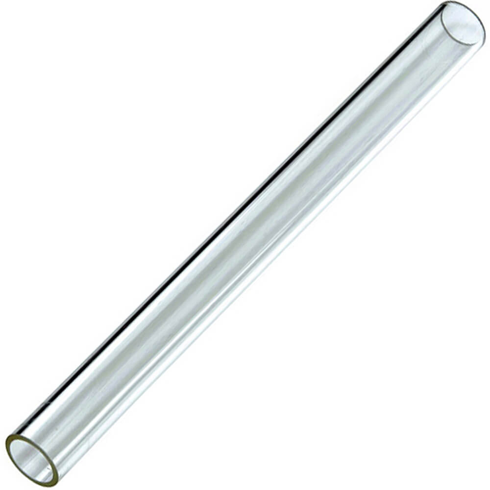 "4"" Diam x 49-3/8"" Replacement Glass Tube w/ Rubber Ring for Gardensun, Hiland, Dyna-Glo, Legacy Patio Heaters"