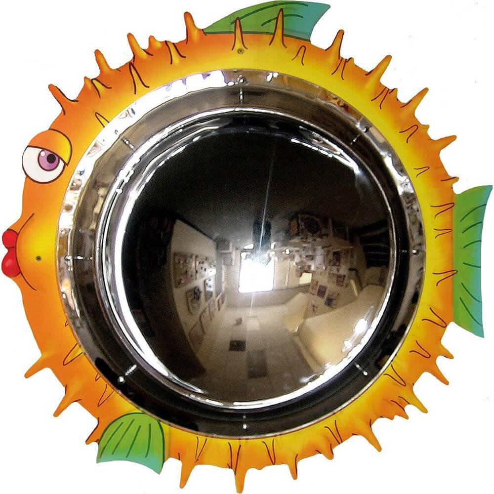 Blowfish Mirror Wall Panel