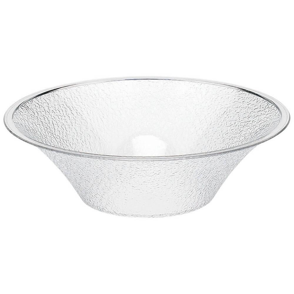 Pebbled, 4 Qt. Bell-Shaped Pebbled Bowls, 4/PK