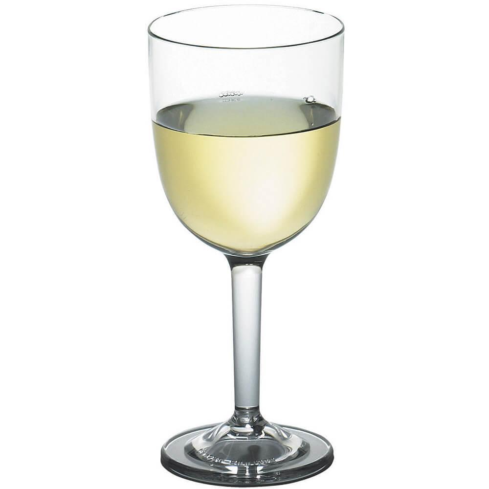 Clear, Wine Glass, Aliso Barware, 24/PK