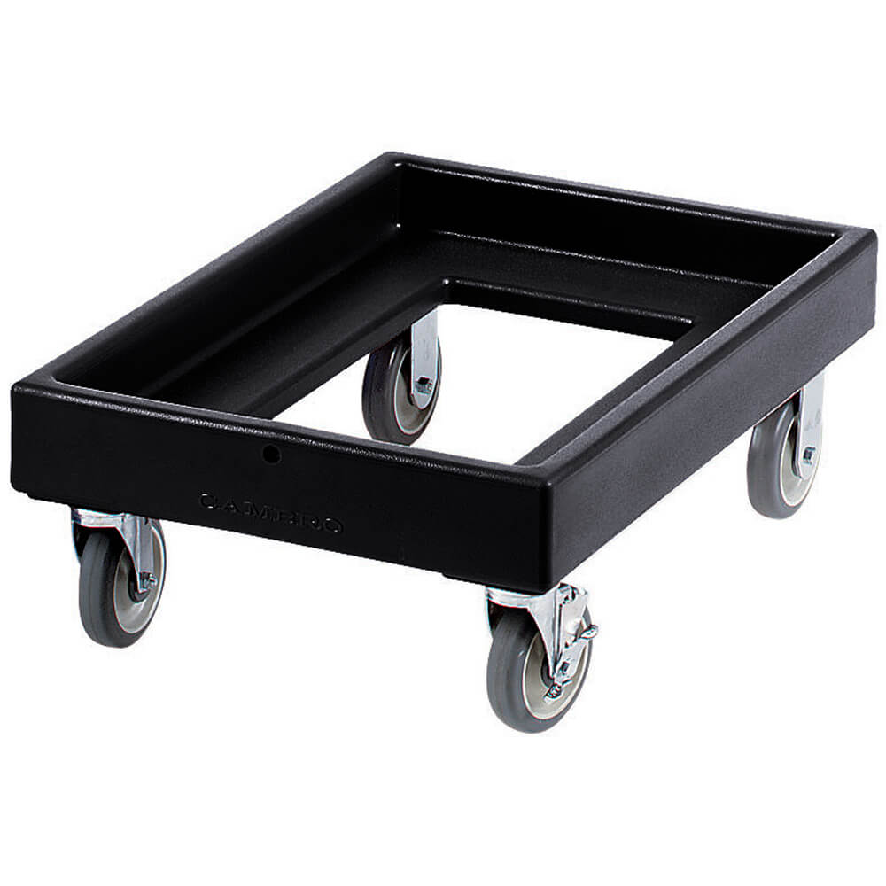 "Black, 19-5/8"" x 28-5/8"" Dolly, 300 Lb Capacity"