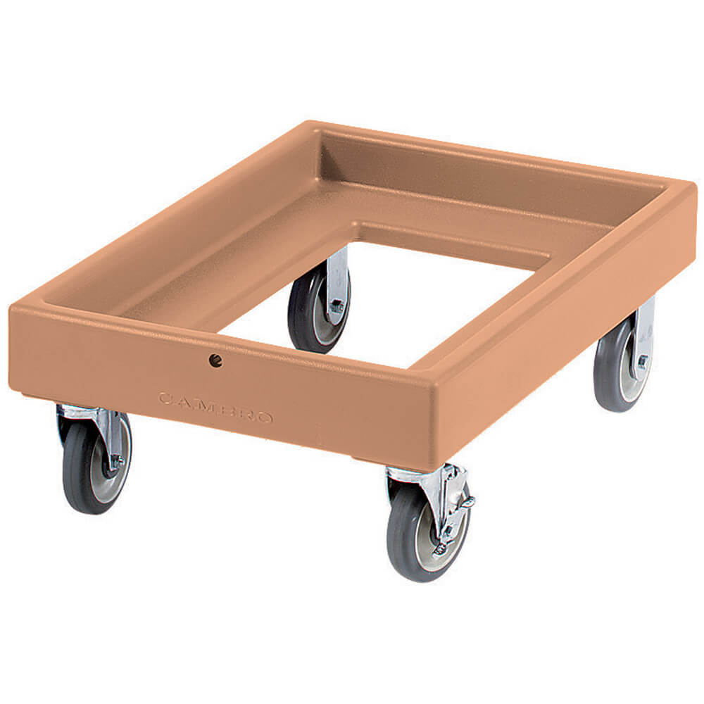 "Coffee Beige, 19-5/8"" x 28-5/8"" Dolly, 300 Lb Capacity"