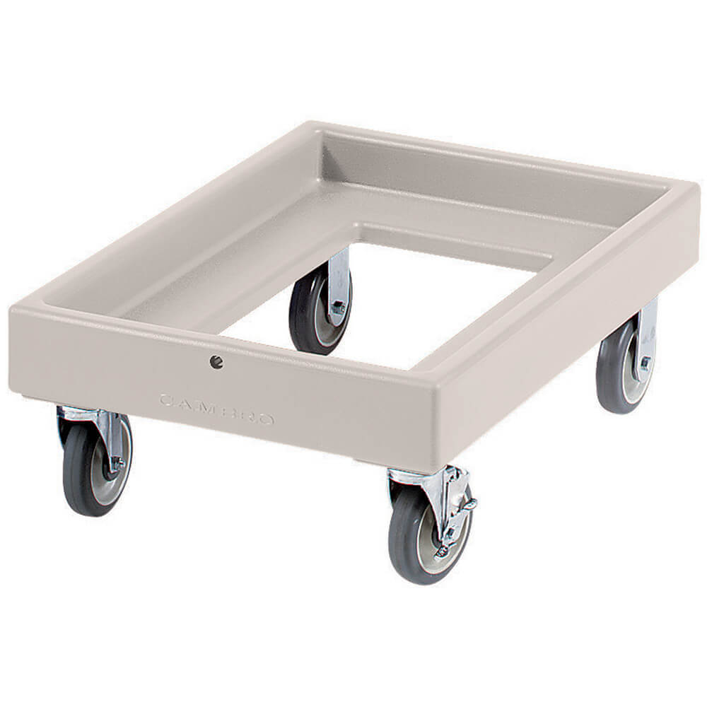 "Gray, 19-5/8"" x 28-5/8"" Dolly, 300 Lb Capacity"
