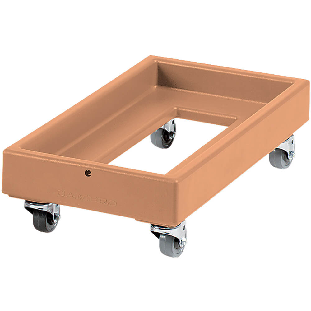 "Coffee Beige, 16-1/8"" x 29-1/4"" Dolly, 300 Lb Capacity"