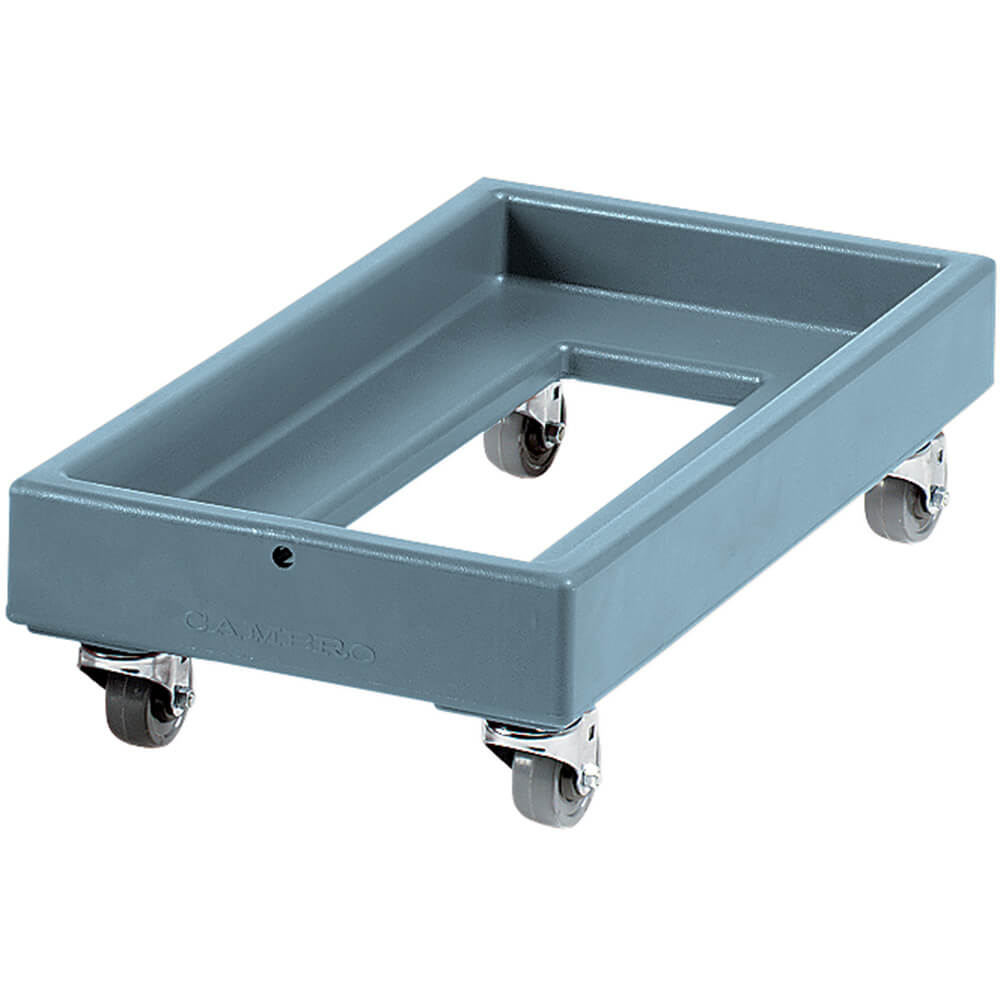 "Slate Blue, 16-1/8"" x 29-1/4"" Dolly, 300 Lb Capacity"