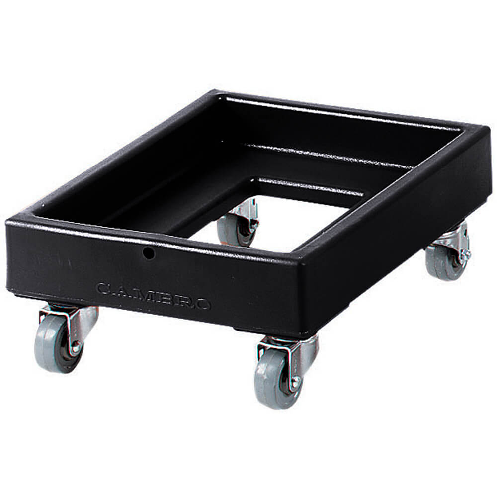 "Black, 16-3/8"" x 21-13/16"" Dolly, 350 Lb Capacity"
