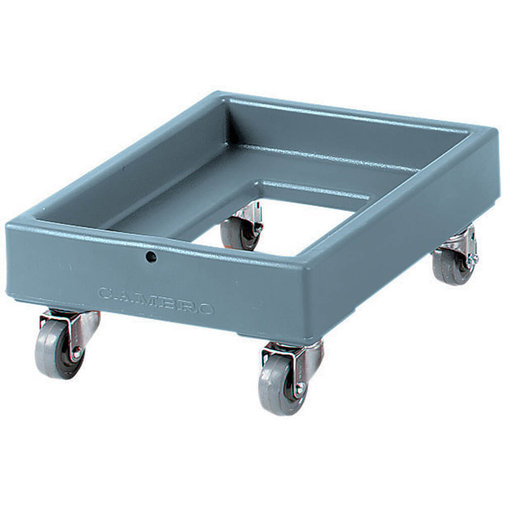 "Slate Blue, 16-3/8"" x 21-13/16"" Dolly, 350 Lb Capacity"