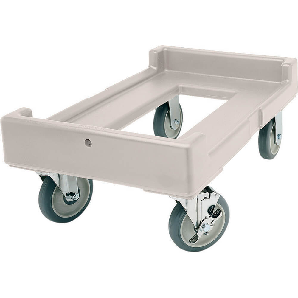 "Gray, 16-7/16"" x 24-3/8"" Dolly, 300 Lb Capacity"