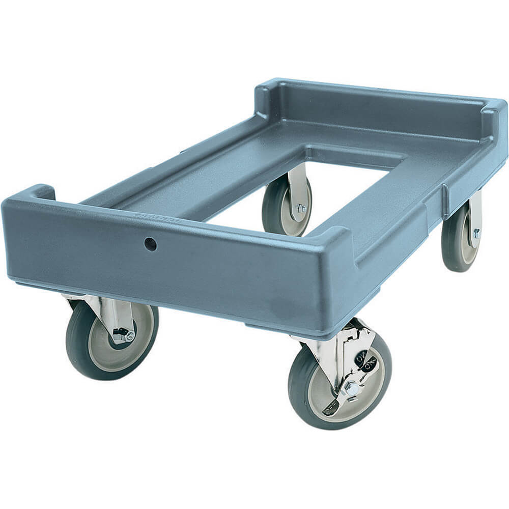 "Slate Blue, 16-7/16"" x 24-3/8"" Dolly, 300 Lb Capacity"