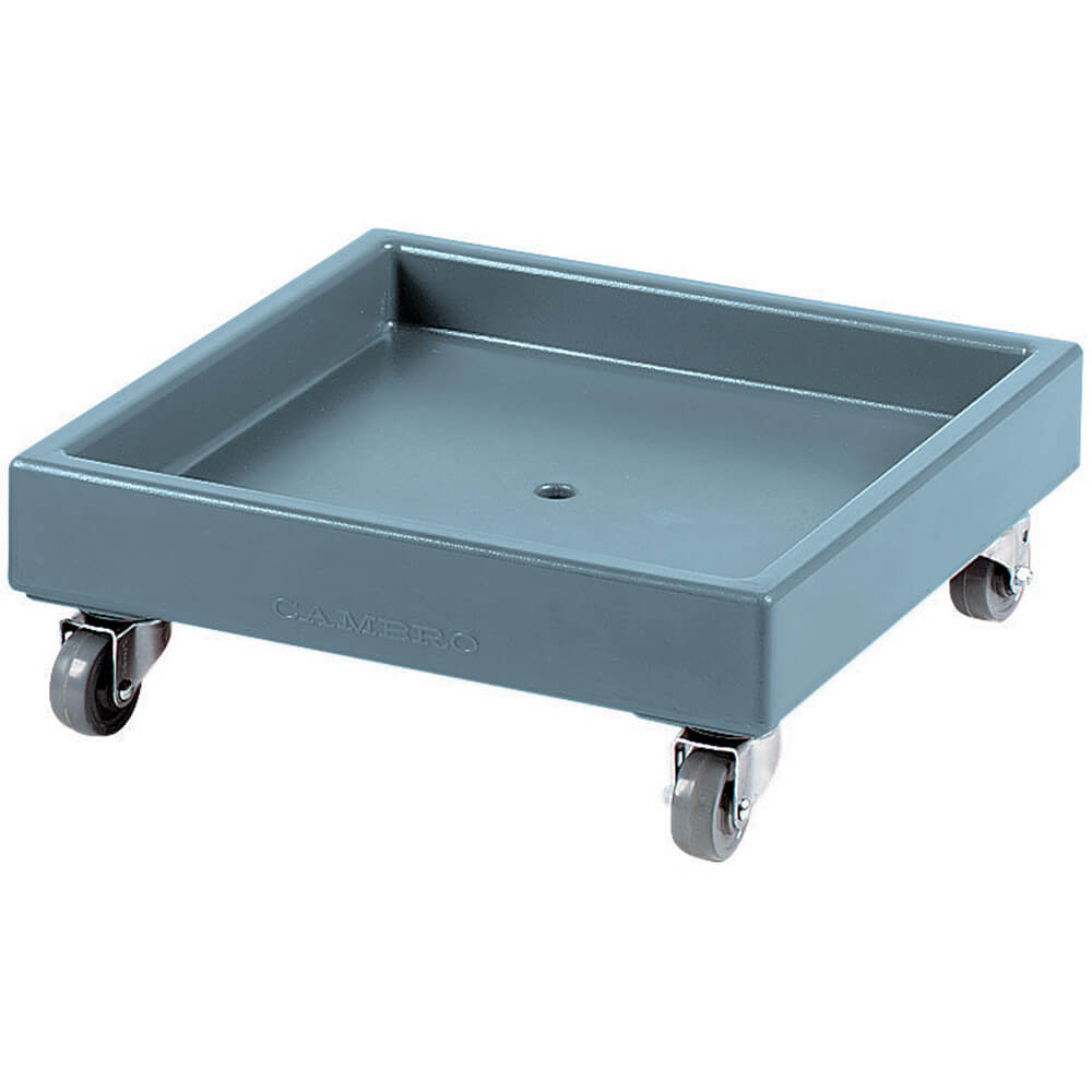 "Slate Blue, 22-1/2"" x 22-1/2"" Dolly, 300 Lb Capacity"