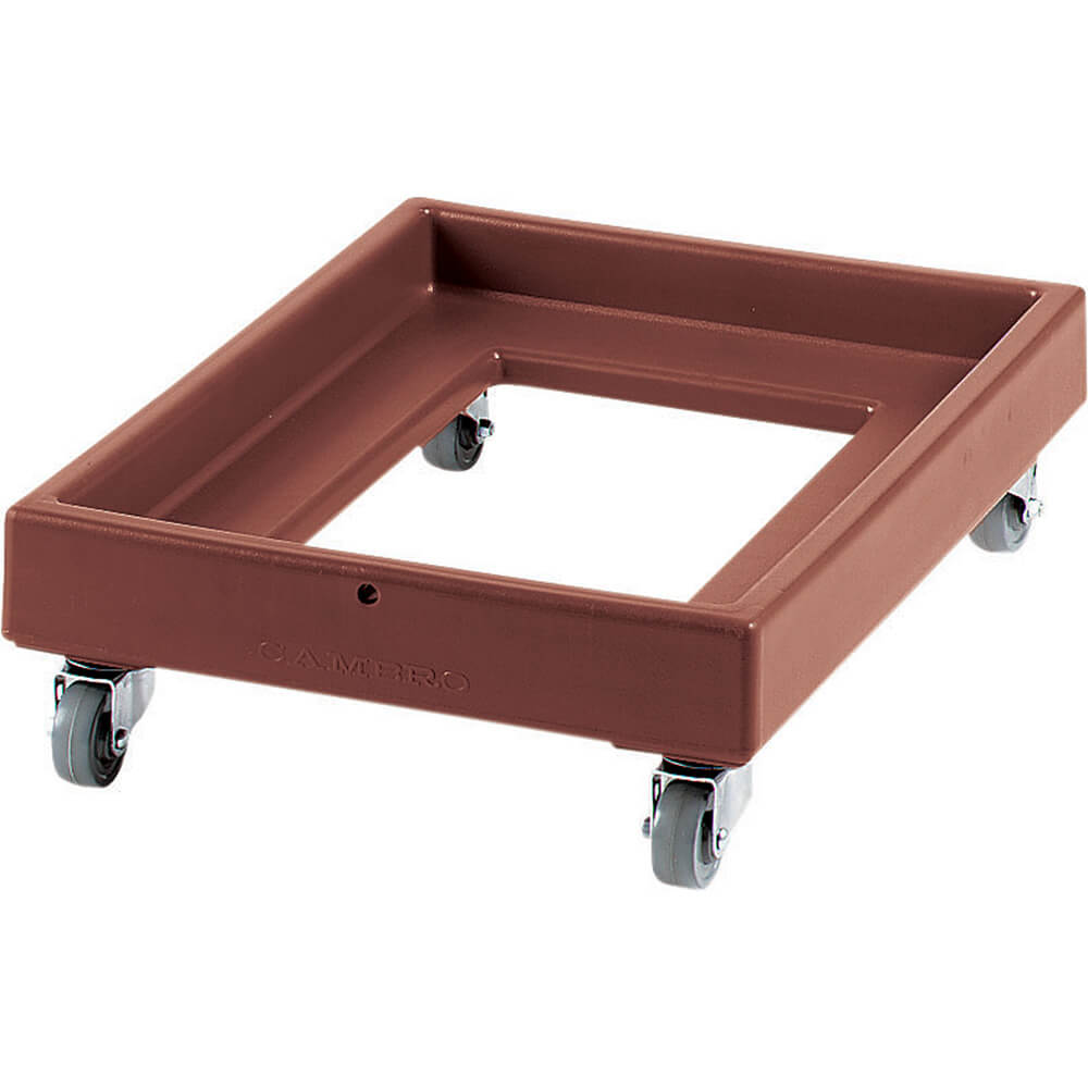 "Dark Brown, 21-15/16"" x 30-1/4"" Dolly, 350 Lb Capacity"