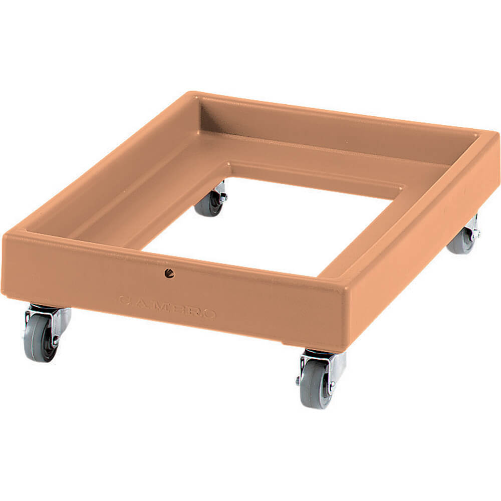 "Coffee Beige, 21-15/16"" x 30-1/4"" Dolly, 350 Lb Capacity"