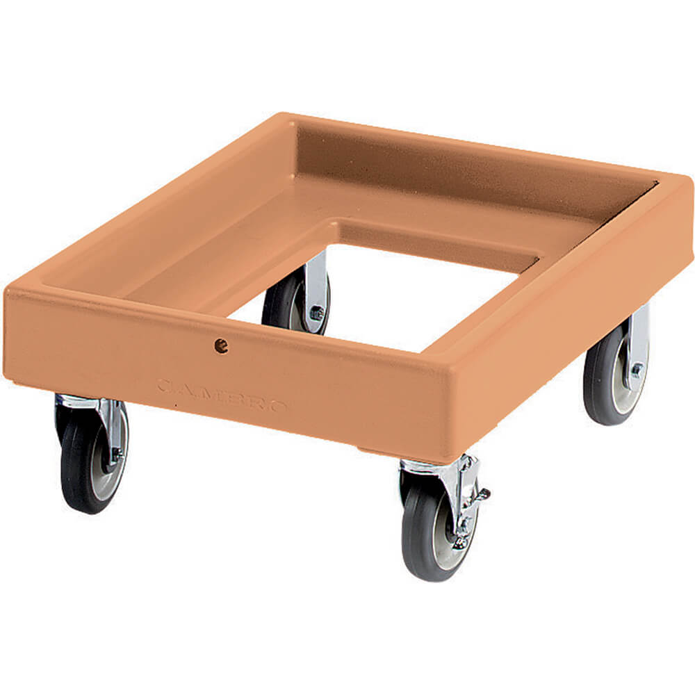 "Coffee Beige, 19-3/8"" x 25-5/8"" Dolly, 300 Lb Capacity"