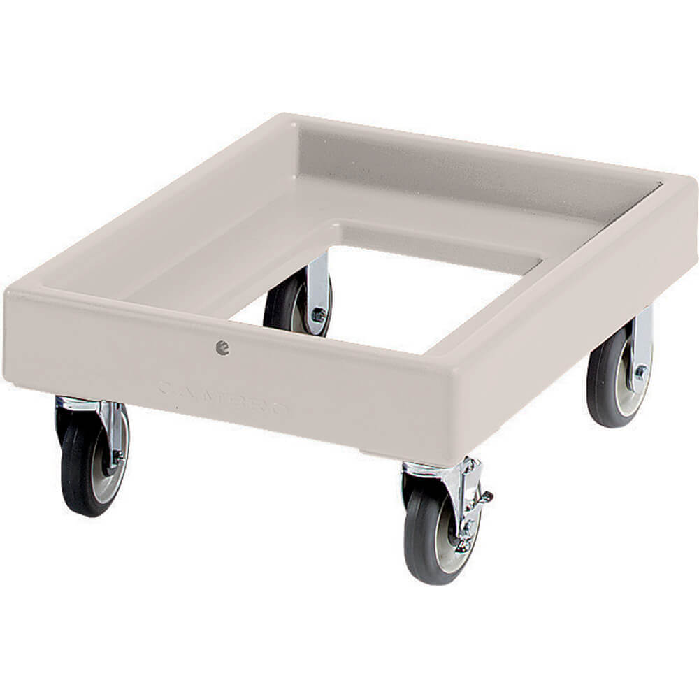 "Gray, 19-3/8"" x 25-5/8"" Dolly, 300 Lb Capacity"
