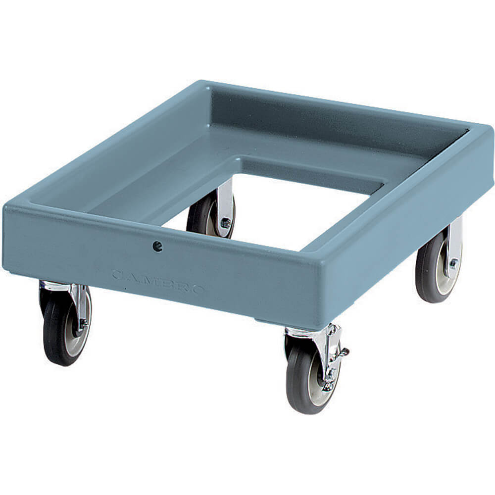 "Slate Blue, 19-3/8"" x 25-5/8"" Dolly, 300 Lb Capacity"