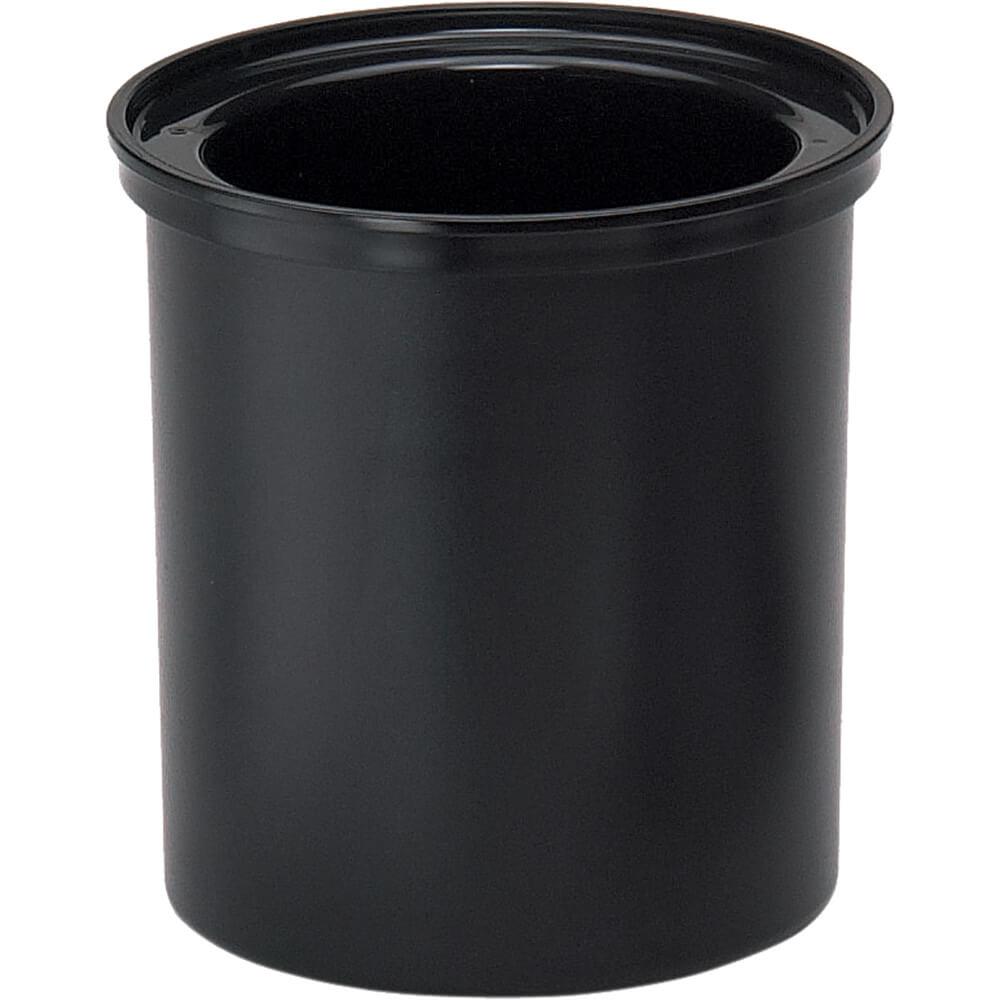 Black, 1.7 Qt. ColdFest Cold Crock / Container, Freezable