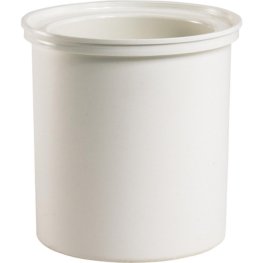 White, 1.7 Qt. ColdFest Cold Crock / Container, Freezable