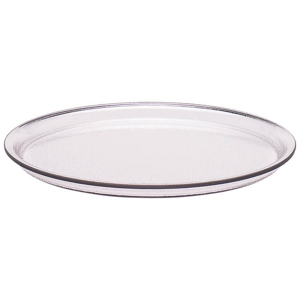 Clear, Flat Lid for ColdFest Crocks CFR18, 2/PK