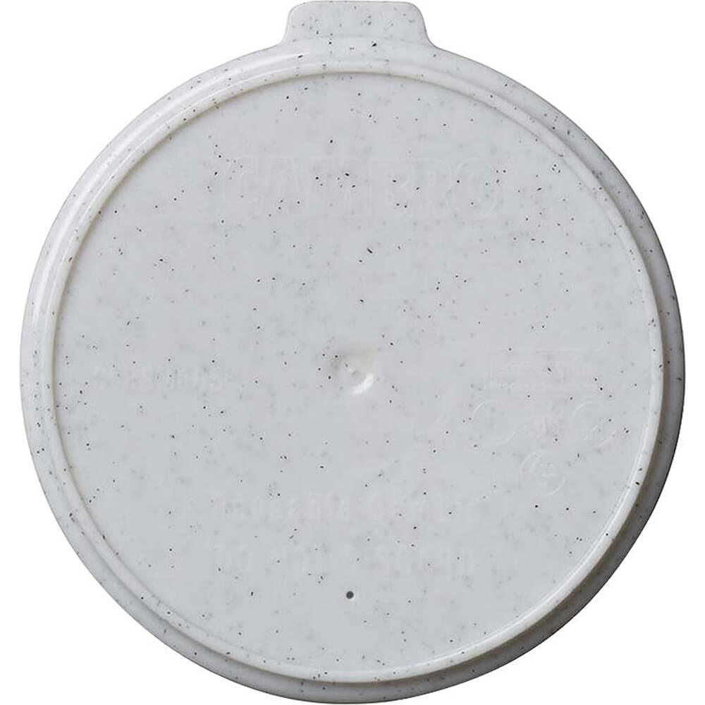 Speckled White, Reusable Lids for Shoreline 8 oz. Mug and 5 oz. Bowl, 240/PK