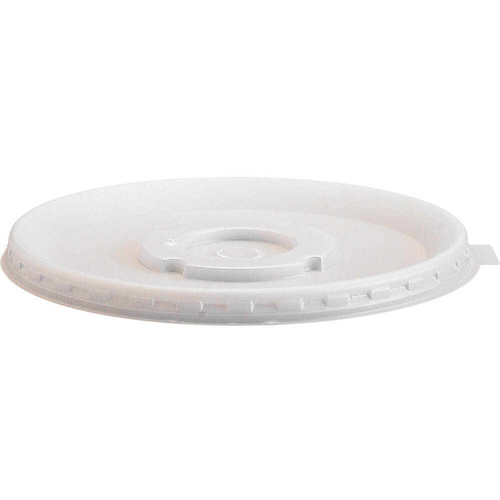 Translucent, Disposable Lids for Shoreline MDSB9 Bowls, 1000/PK