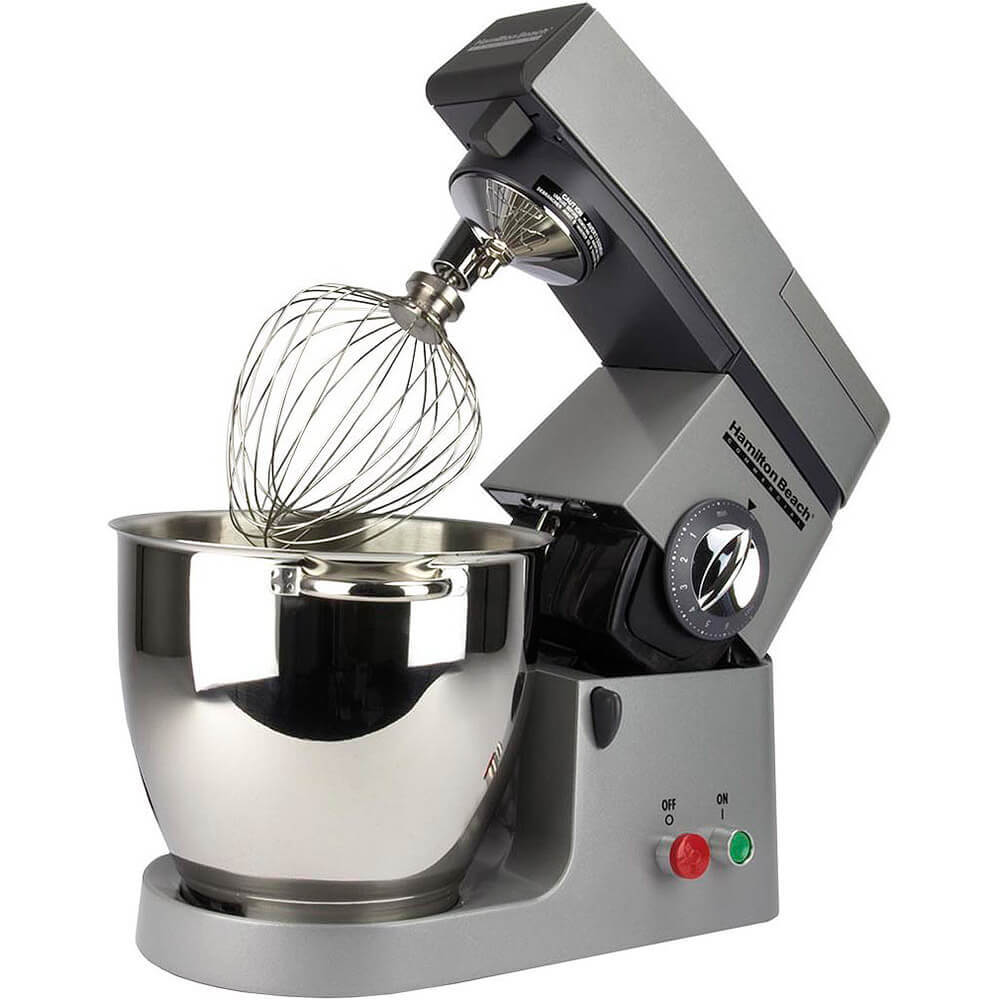 7 Quart Stand Mixer With Attachments, 800 Watts View 2