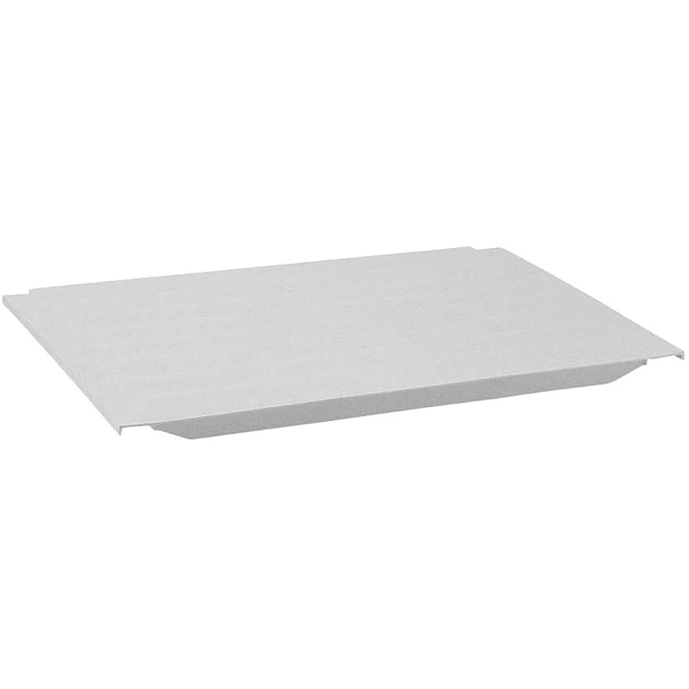 Solid Shelf Plates-US Dimensions