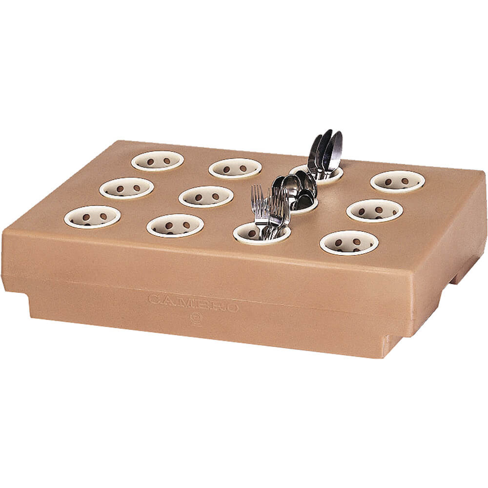 Coffee Beige, Cutlery Rack For TDC2029 Cart