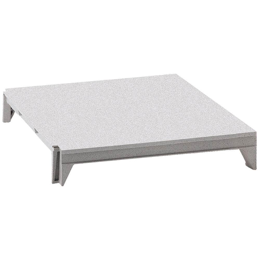 Speckled Gray, CamShelving Solid Shelf Plate Kit, 24 x 18