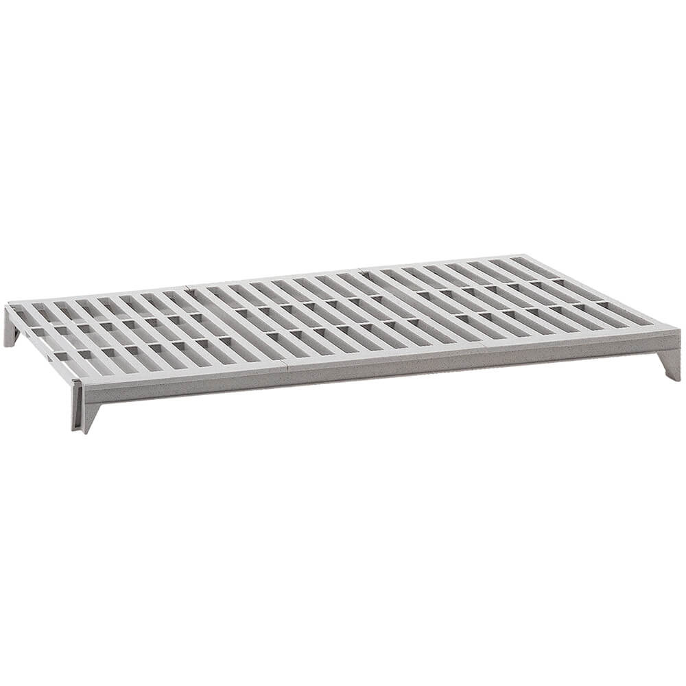 Speckled Gray, CamShelving Vented Shelf Plate Kit, 54 x 18