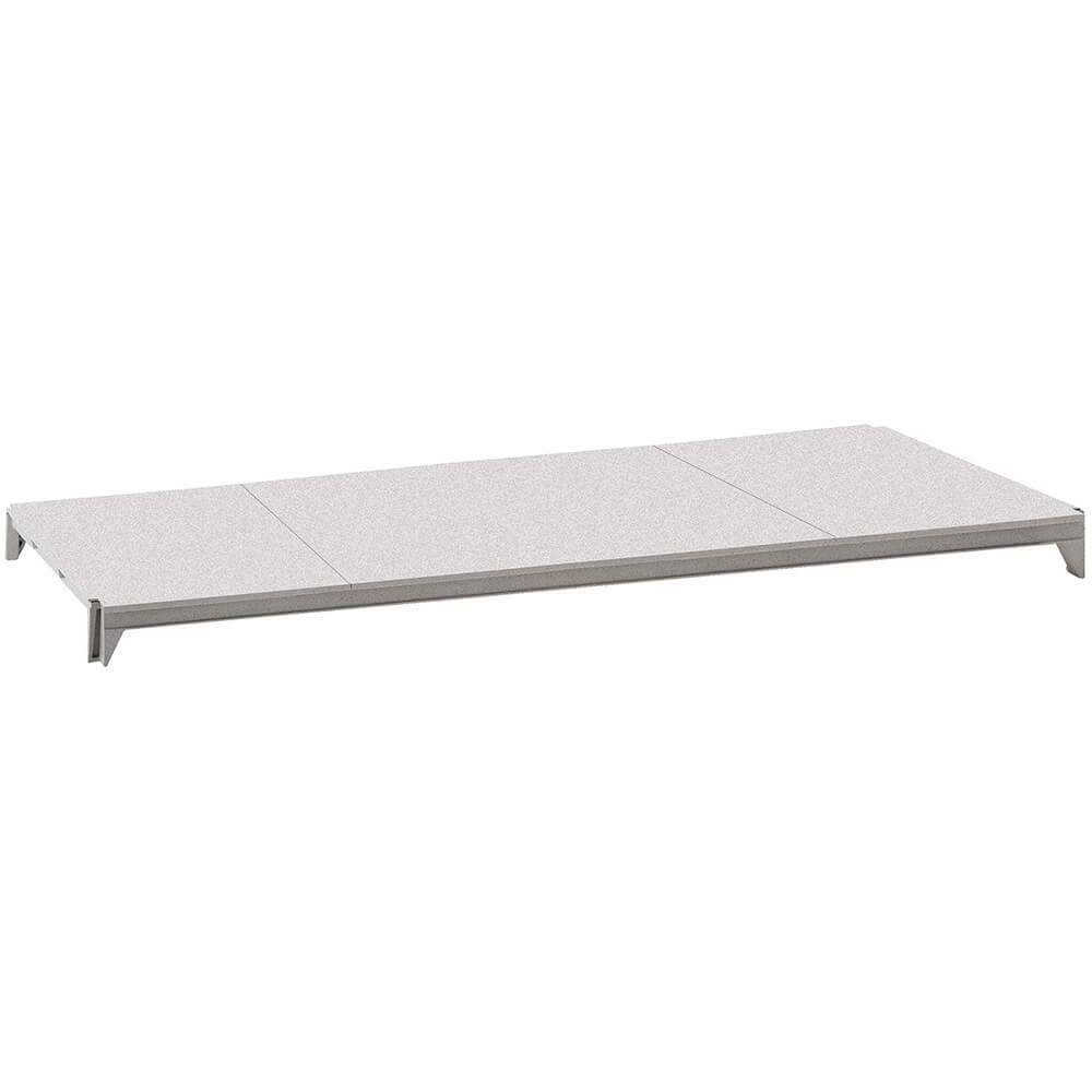 Speckled Gray, CamShelving Solid Shelf Plate Kit, 72 x 14