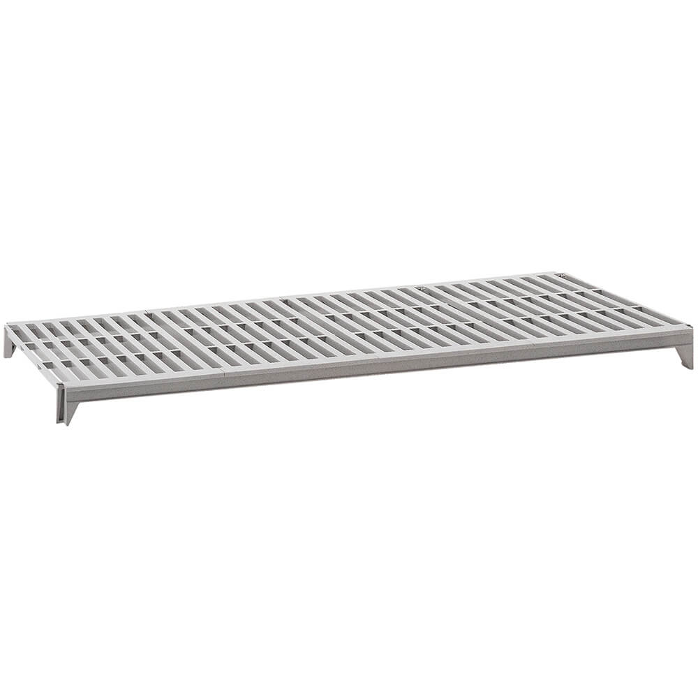 Speckled Gray, CamShelving Vented Shelf Plate Kit, 72 x 21