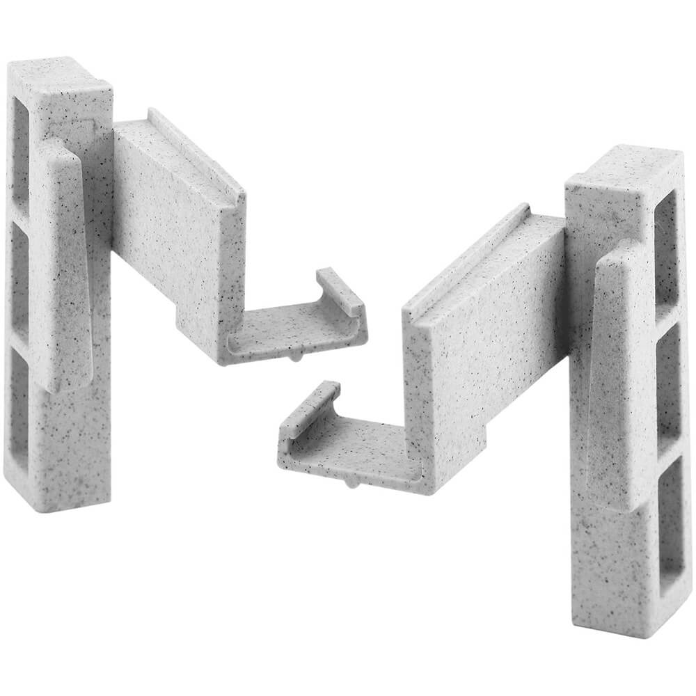 Camshelving Corner Connectors, Left and Right, 1/PK