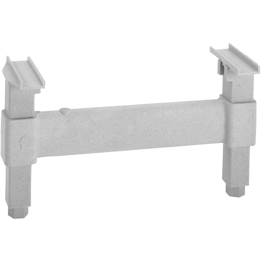"Speckled Gray, Dunnage Stand for CamShelving, 14"", 1/PK"
