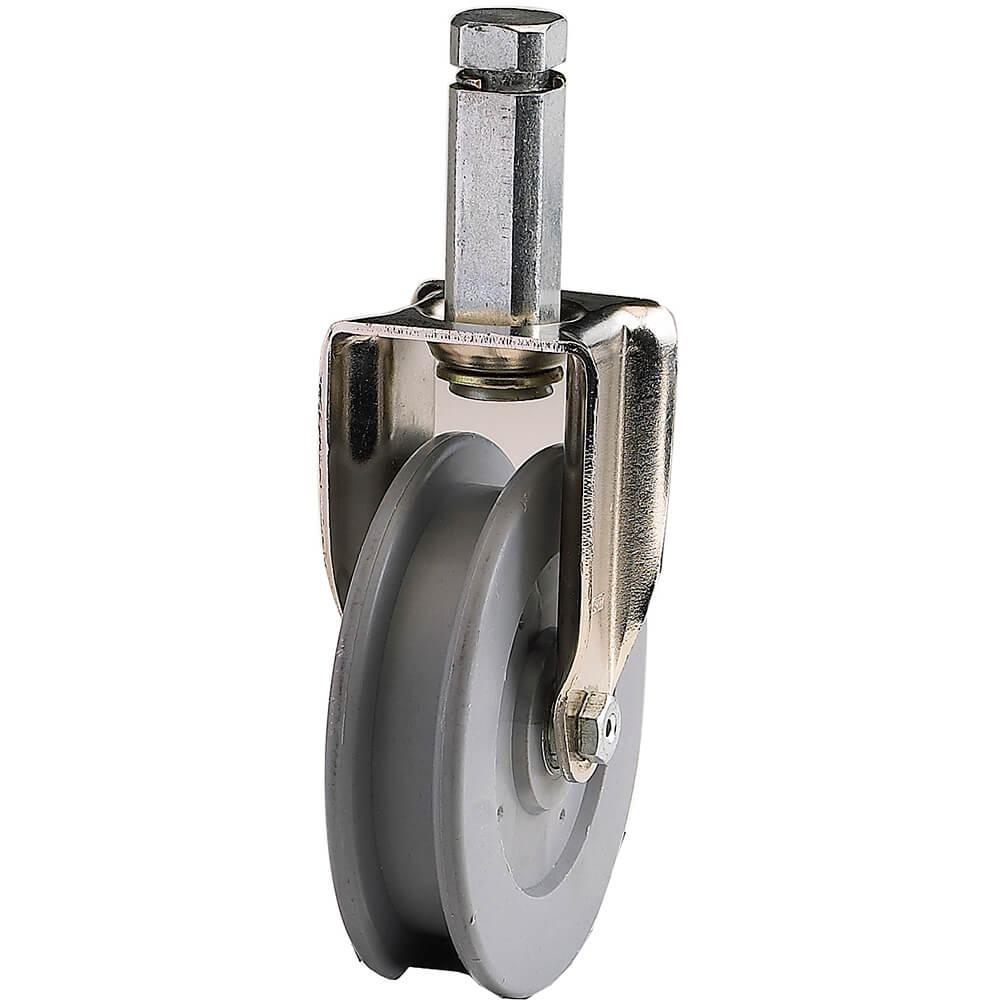 Caster for High Density Camshelving, 2/PK