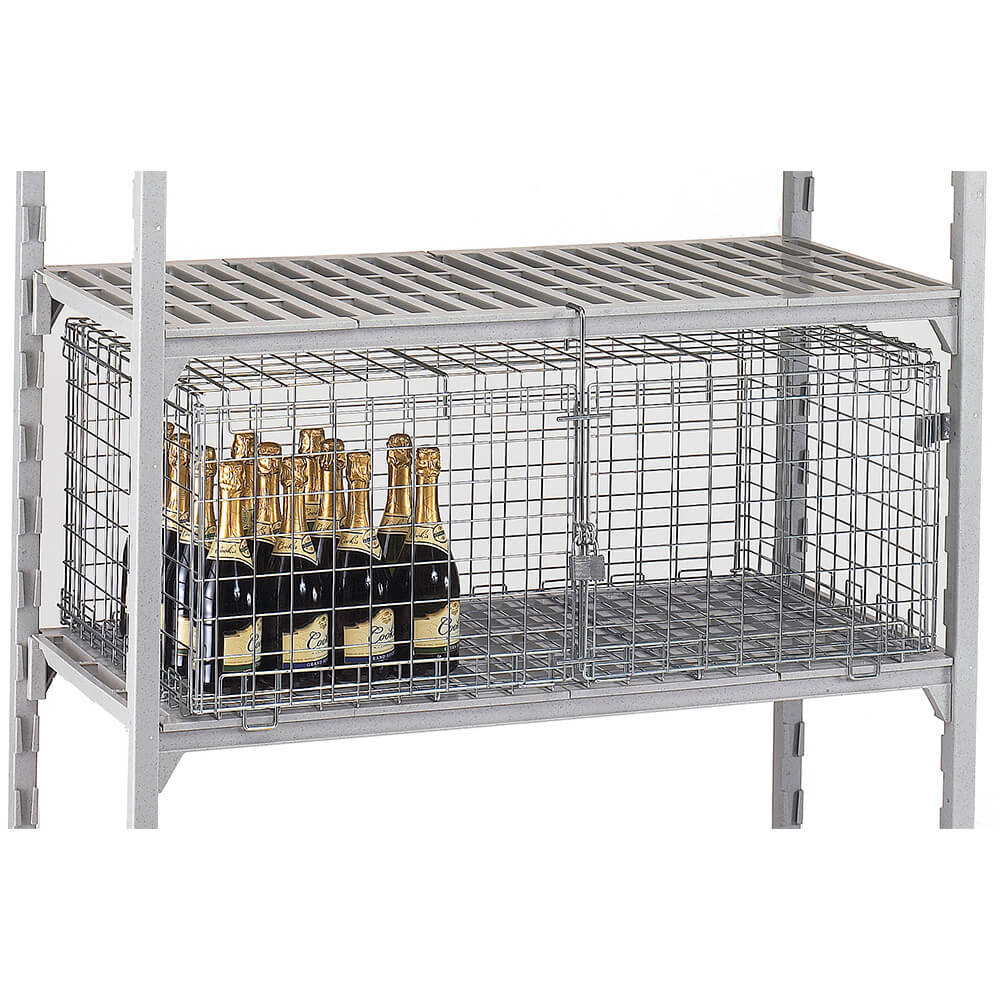 Security Cage for CamShelving