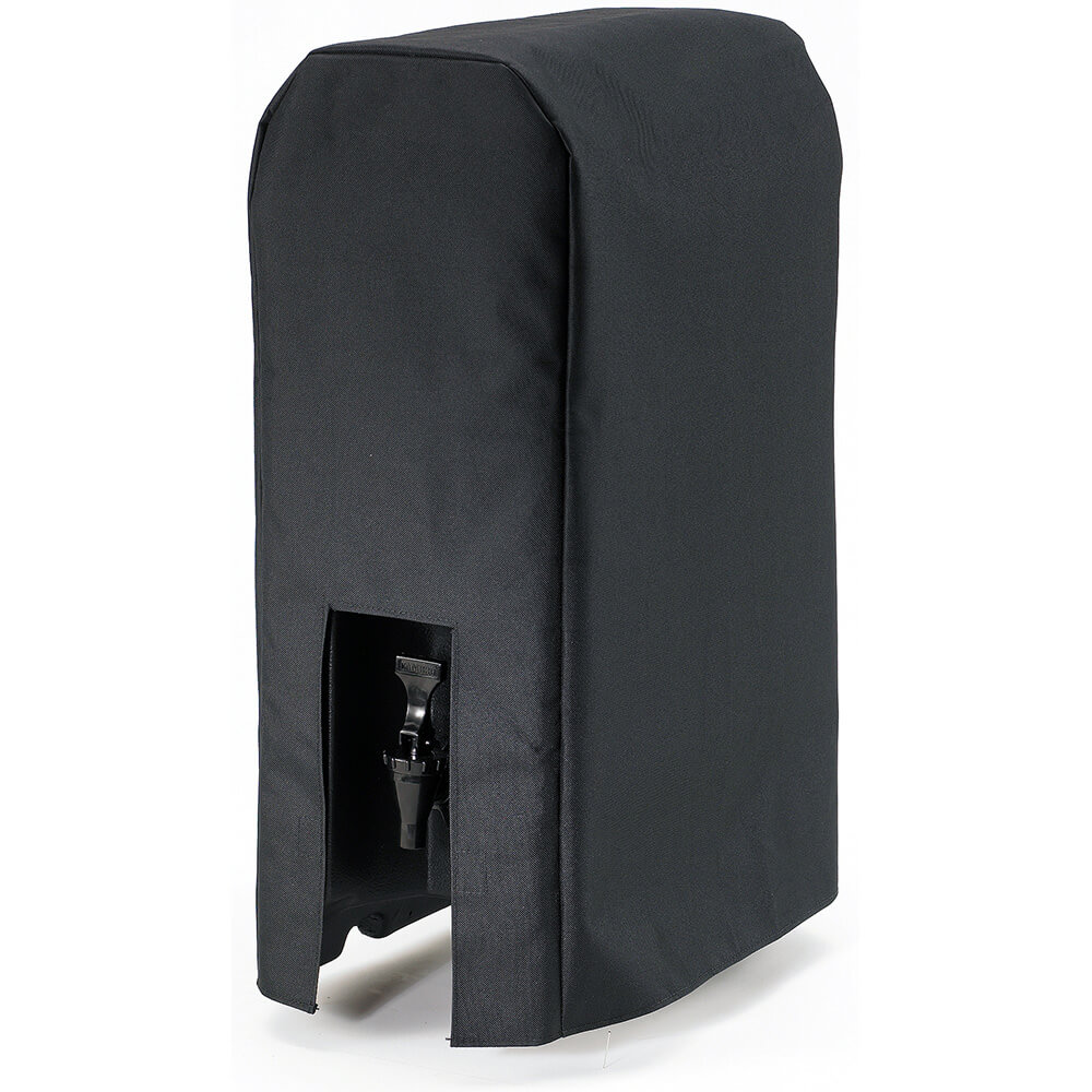 Black, 500LCD Heavy-duty Fabric Cover