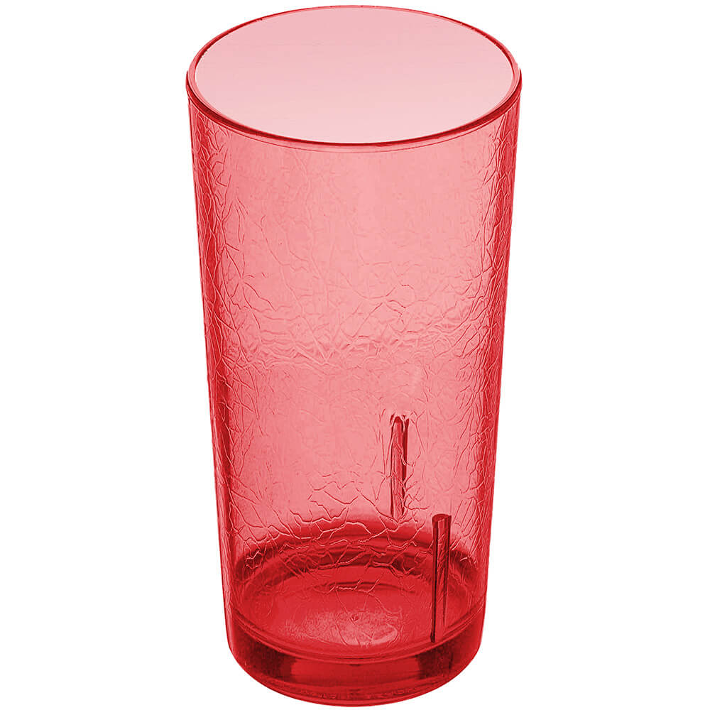 Ruby Red, 16 Oz. Del Mar Tumblers, 36/PK