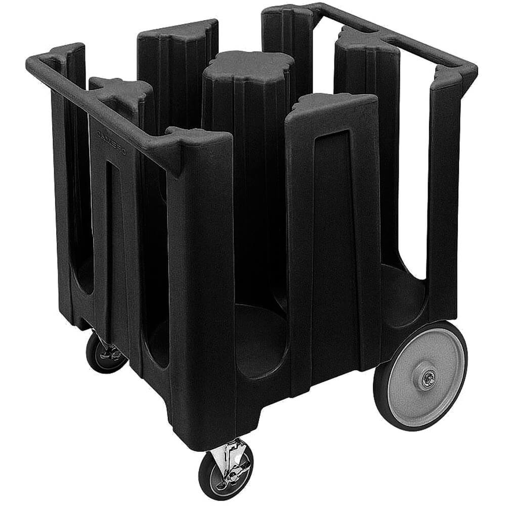 Black, Dish Caddy, Maximum Plate Size: 12-1/4""