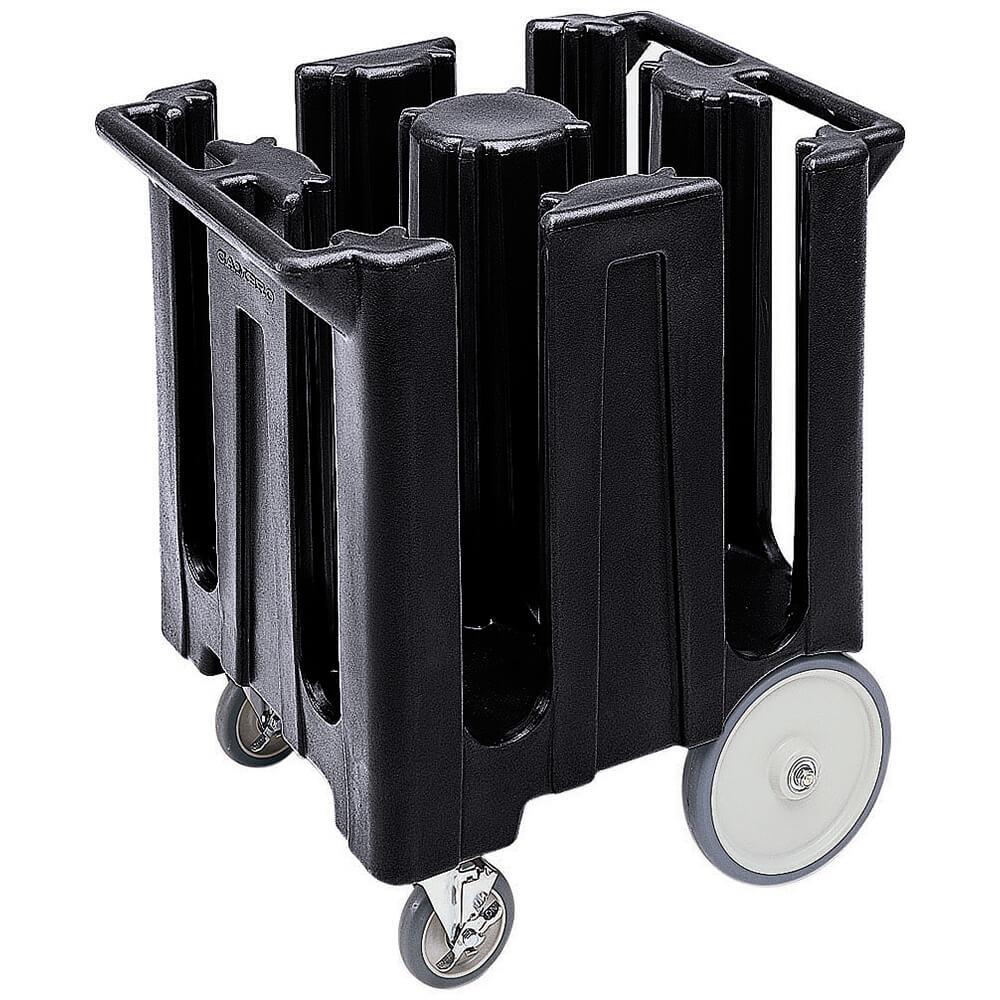 "Black, Dish Caddy, Maximum Plate Size: 8-1/4"""