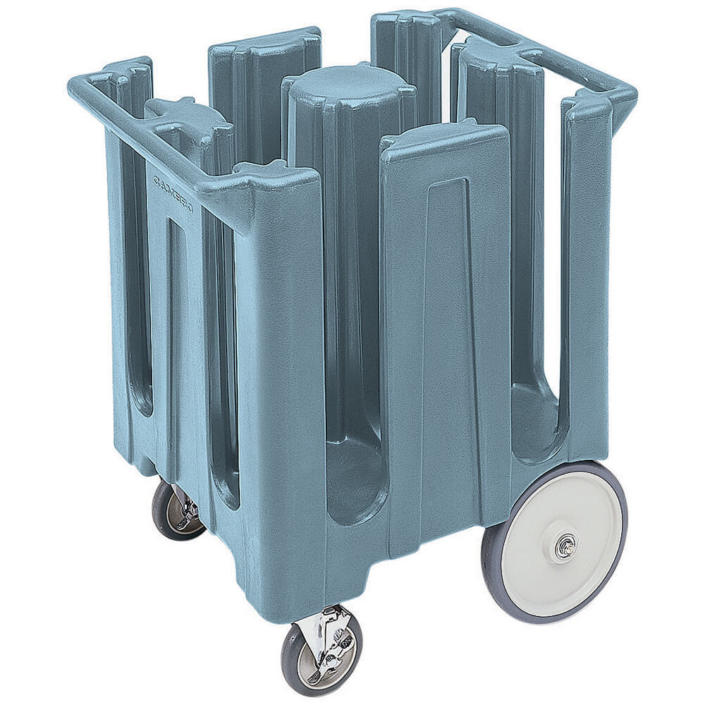 Slate Blue, Dish Caddy, Maximum Plate Size: 8-1/4""
