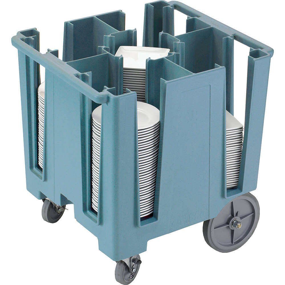 Slate Blue, Versa Dish Caddy, Maximum Plate Size: 9-1/2""