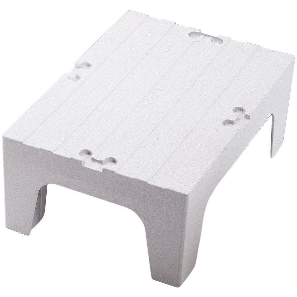"Speckled Gray, 30"" S-Series Dunnage Rack, Solid Top"