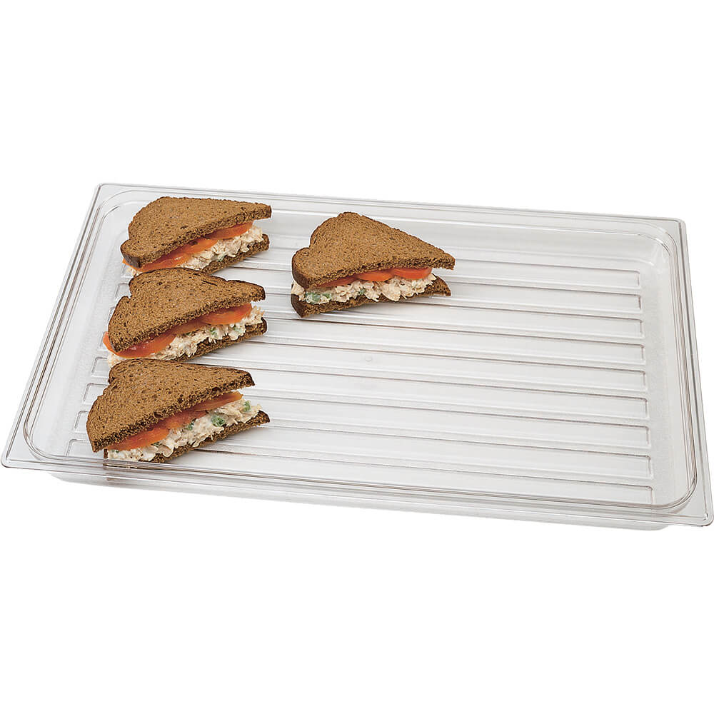 Clear, Display Tray, Fits All 1220 Covers